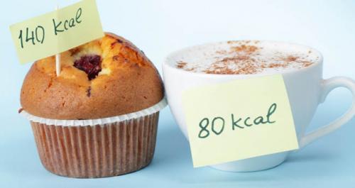 диета по калориям для похудения таблица готовых
